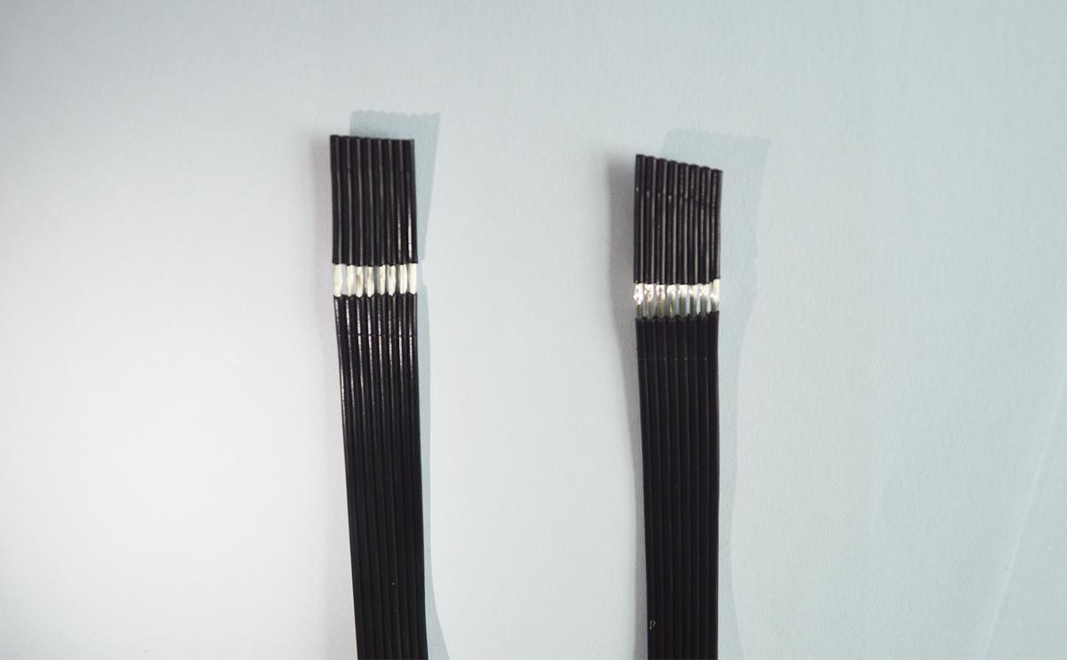 UL2651黑色并排线