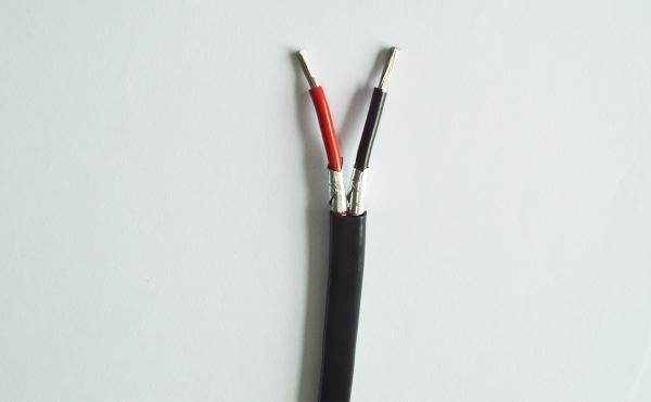 屏蔽型扁平电源线