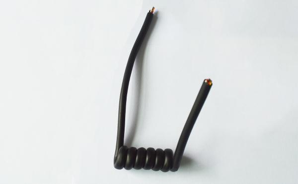 TPU弹簧型汽车线束